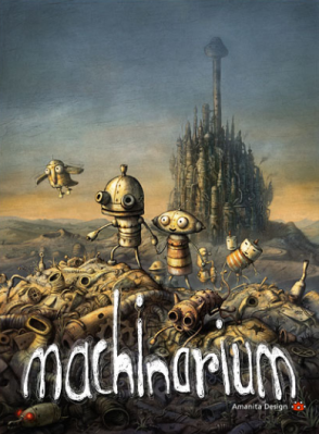 DVD Machinarium + Samorost 2